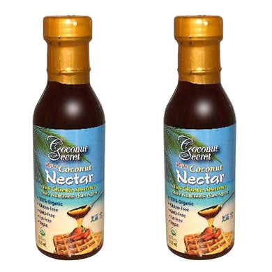 Coconut Secret Coconut Nectar, Raw, 12-Ounce