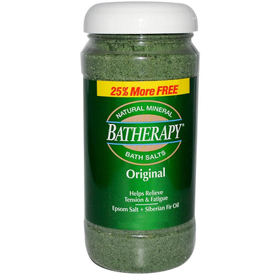 Queen Helene Original Batherapy Mineral Bath Salts -- 2 lbs