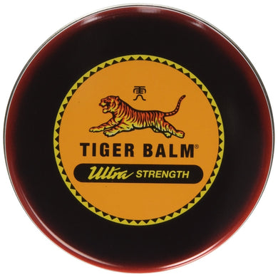 Tiger Balm Sports Rub, Pain Relieving Ointment, Ultra Stength, 1.7 oz.