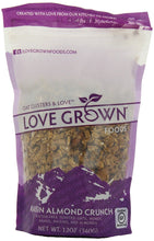 Love Grown Foods Oat Clusters and Love