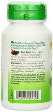 Nature's Way, Beet Root, 500 mg, 100 Capsules