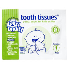 Baby Buddy Wipe N Brush Silicone Toothbrush and Dental Wipe Assistant