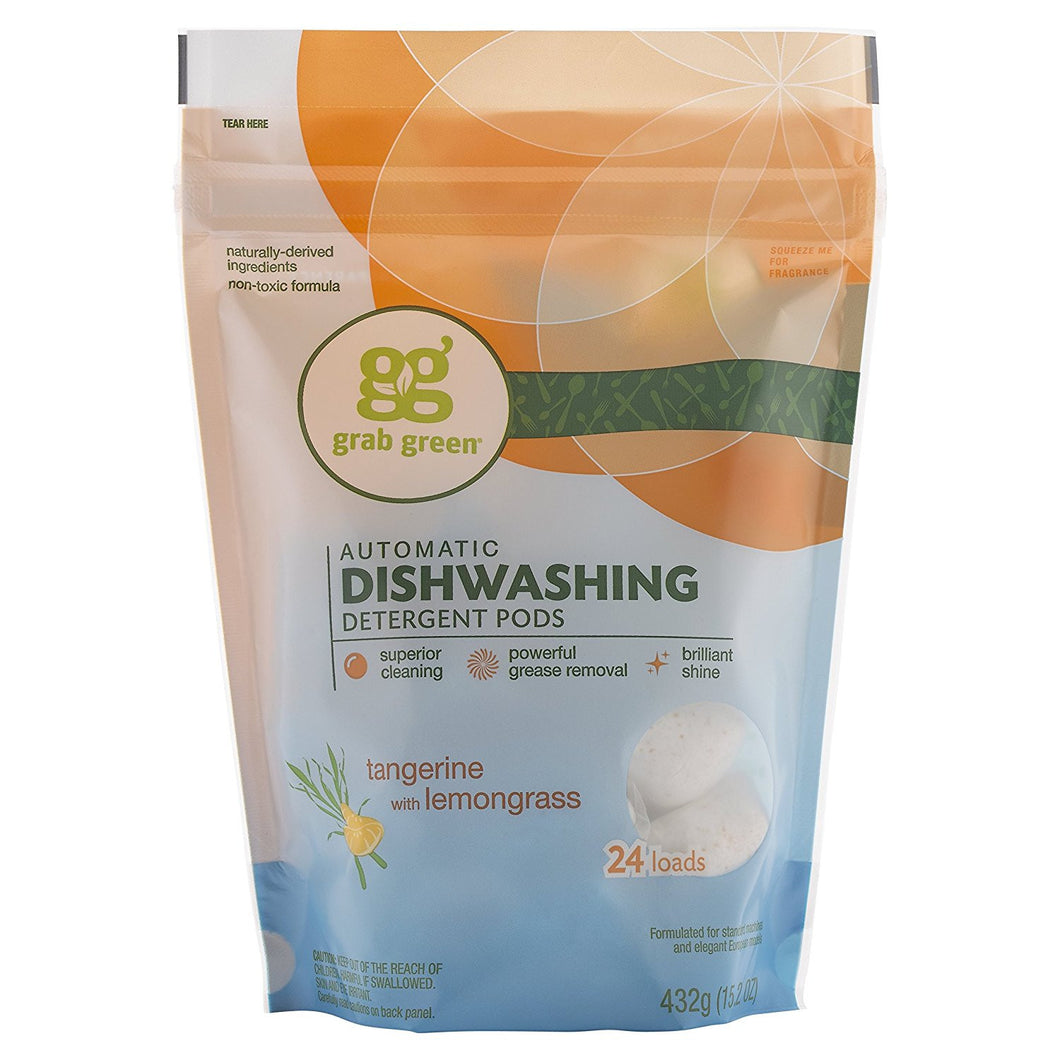 Grab Green Automatic Dishwashing Detergent