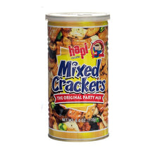 Hapi Mixed Crackers, 6-Ounce Tins (Pack of 4)