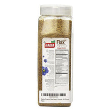 Badia Organic Flax Seed, Ground, 16-Ounce