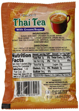 De De Instant Thai Tea with Cream and Sugar, 12 count