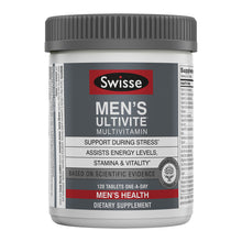 SWISSE MENS ULTIVITE TABLETS 120 F1