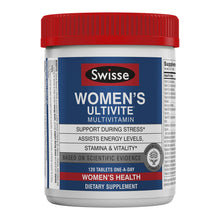 SWISSE WOMENS ULTIVITE TABLETS 120 F1
