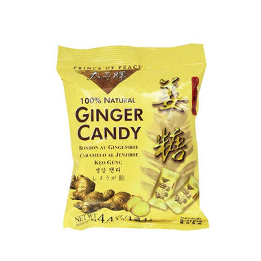 Prince of Peace Ginger Ginger Candy 4.4 oz. (a)