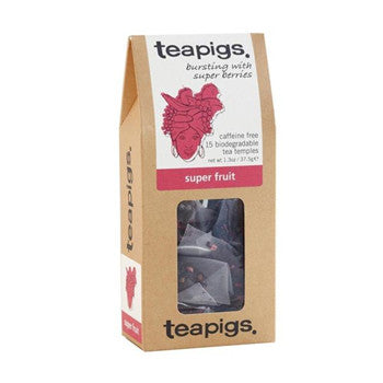 Teapigs Super Fruit - 15 Tea Temples