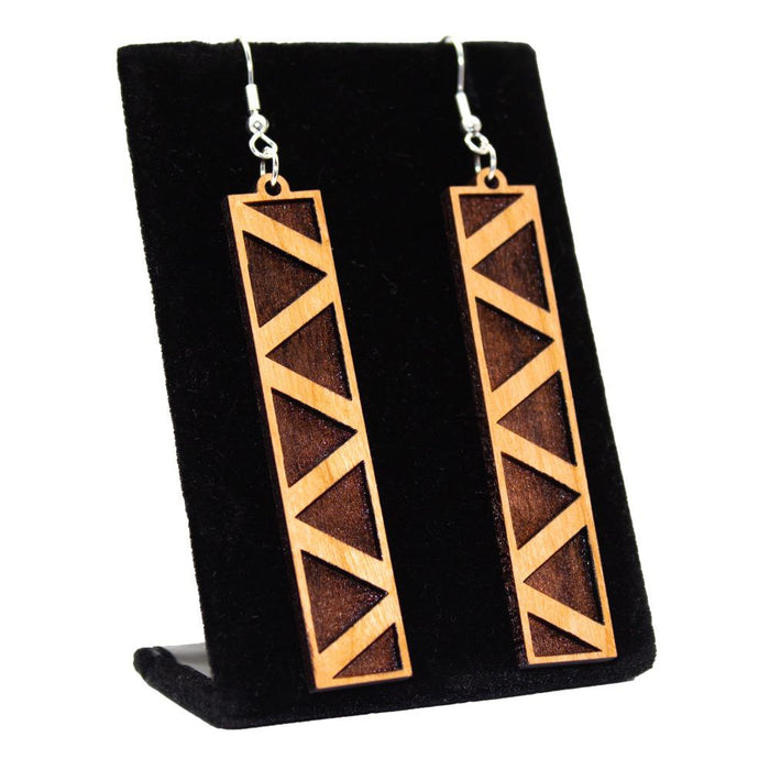 Kapala Earrings: National Park of American Samoa