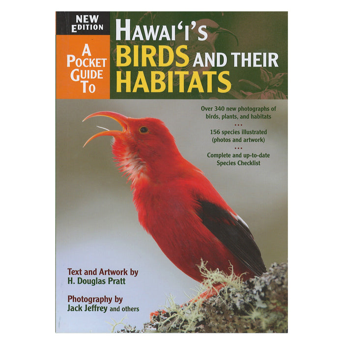 A Pocket Guide to Hawaiʻi's Birds and their Habitats