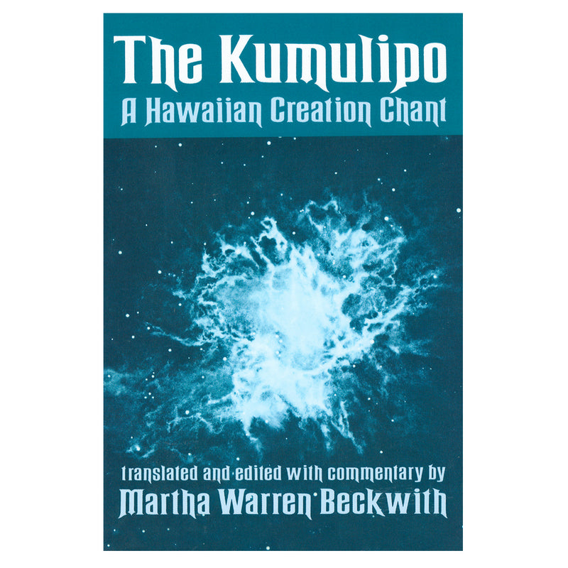 The Kumulipo: A Hawaiian Creation Chant