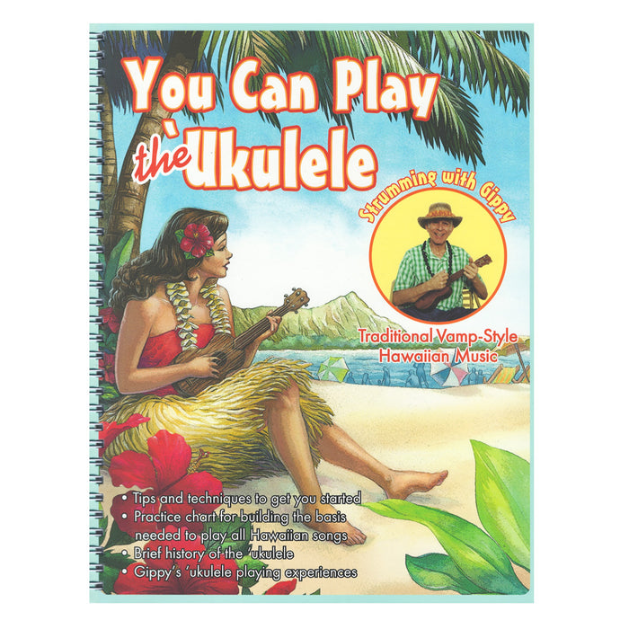 You can play the ʻUkulele