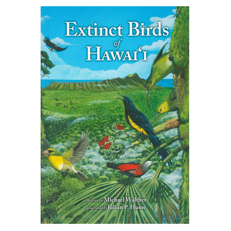 Extinct Birds of Hawaiʻi