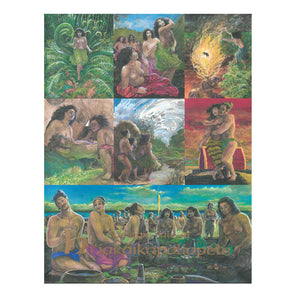 The Epic Tale of Hiʻiakaikapoliopele