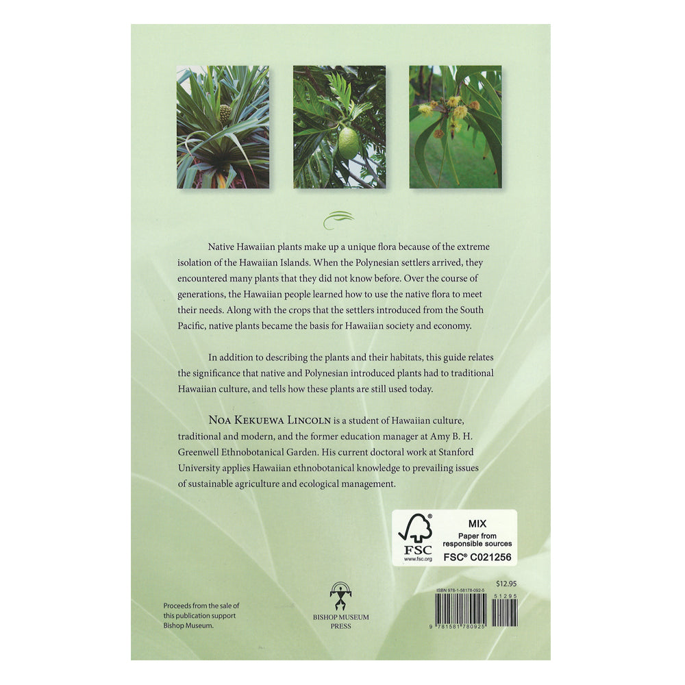 Native Hawaiian Plants & Polynesian-Introduced Plants