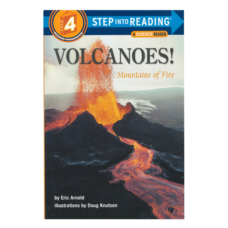 Volcanoes! Mountains of Fire