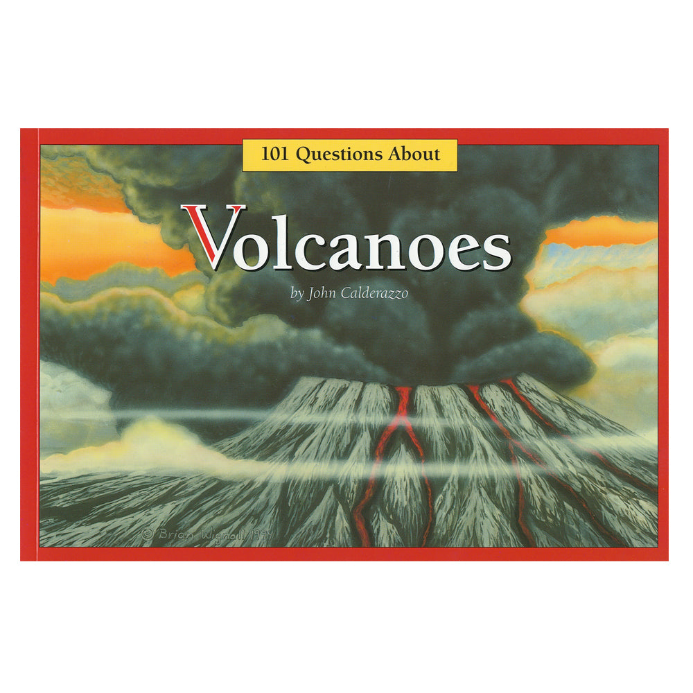 101 Questions About Volcanoes