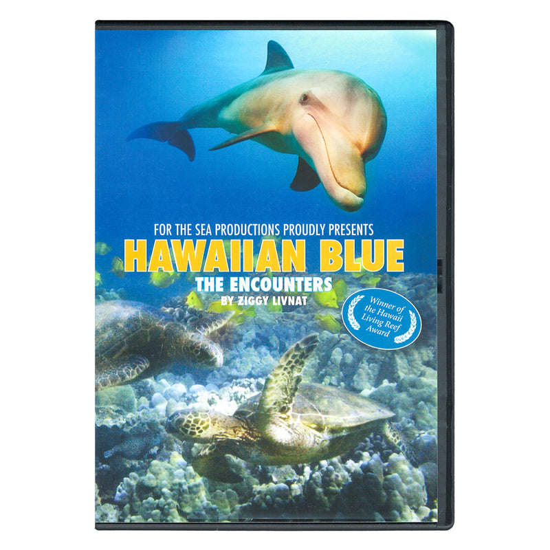 DVD: Hawaiian Blue The Encounters