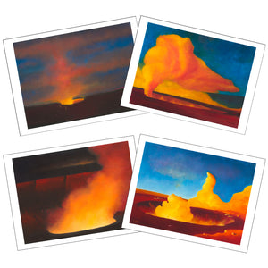 Notecard Set: Summit Eruption of Kīlauea Volcano