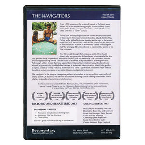DVD: The Navigators: Pathfinders of the Pacific