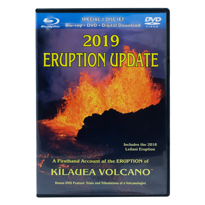 DVD: 2019 Eruption Update