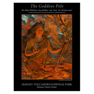 Poster: The Goddess Pele