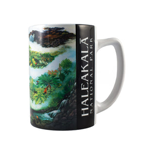 Commemorative Mug:  Haleakalā National Park