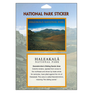 Sticker: Haleakalā National Park (Keoneheʻeheʻe)
