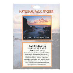 Sticker: Haleakalā National Park Kīpahulu Dawn Sea