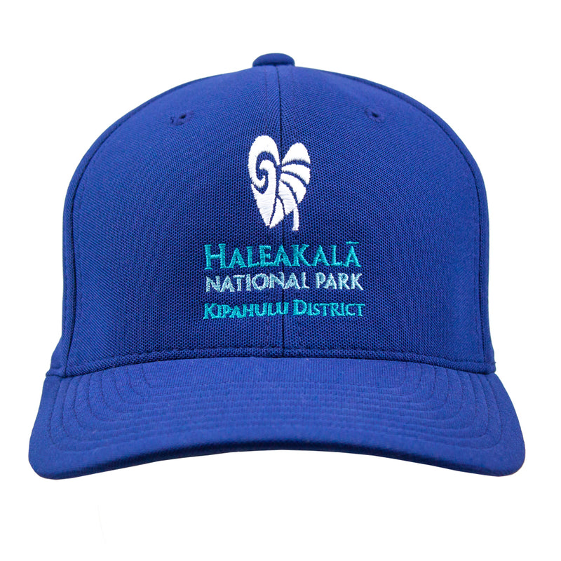 Ball Cap: Kīpahulu District of Haleakalā Logo