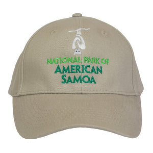 Ball Cap: National Park of American Samoa Logo