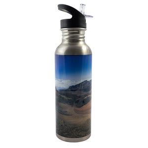 Stainless Steel Water Bottle: Haleakalā Summit