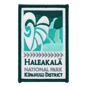 Patch: Kīpahulu District of Haleakalā National Park Logo