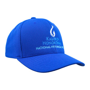 Hat: Kaloko-Honokōhau National Historical Park Logo
