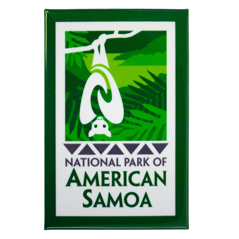 Magnet: National Park of American Samoa