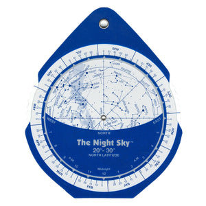 Map: The Night Sky: Star Finder (Small)