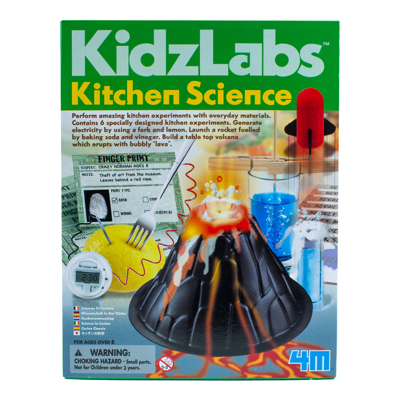 Kidz Labs Kitchen Science