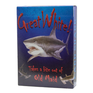 Card Game: Great White Old Maid