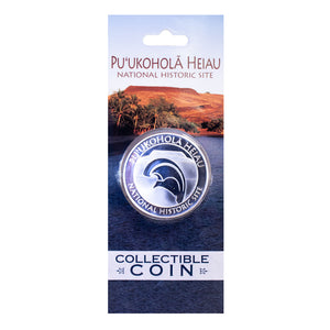 Collectible Coin: Puʻukoholā Heiau National Historic Site