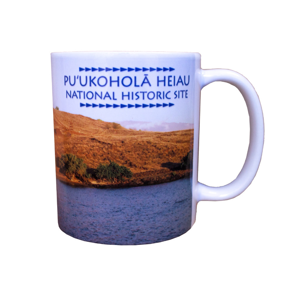 Mug- Puʻukoholā Heiau National Historic Site