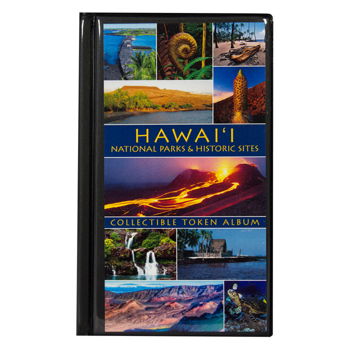 Hawaiʻi National Parks and Historic Sites Token Album