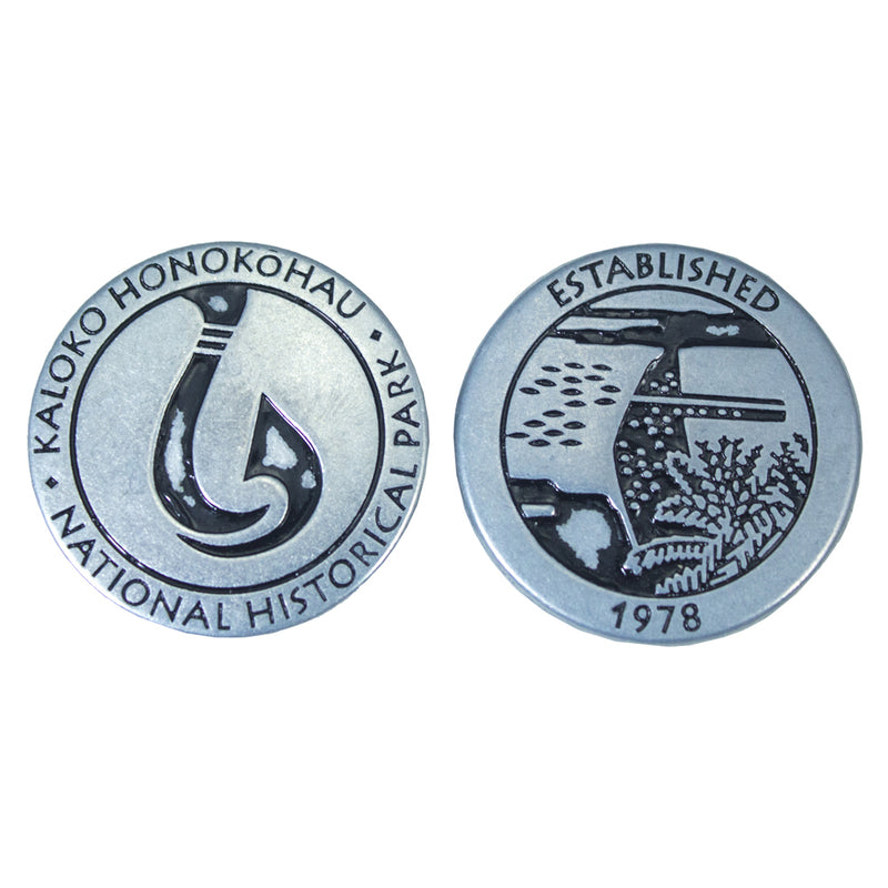Token: Kaloko-Honokōhau National Historical Park