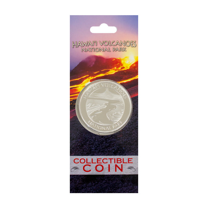 Collectible Coin Hawaiʻi Volcanoes National Park