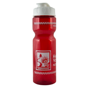 Water Bottle: Hawaiʻi Volcanoes National Park Logo