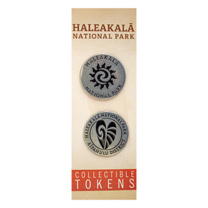 Token Set: Haleakalā National Park & Kīpahulu District