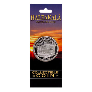 Collectible Coin: Haleakalā National Park, Kīpahulu District