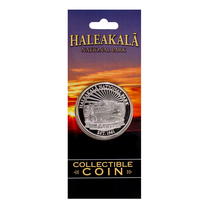 Collectible Coin Haleakalā National Park: Kīpahulu District