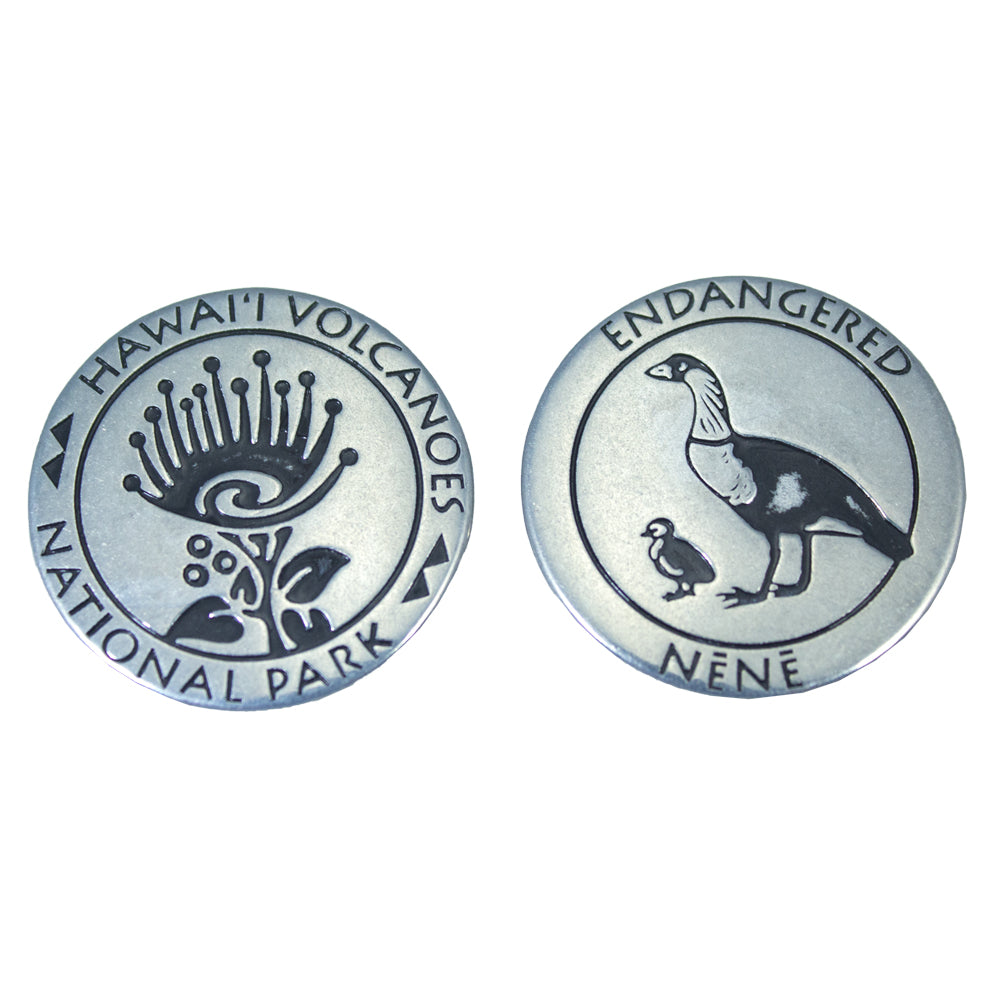 Token: Endangered Nēnē, the Hawaiian Goose